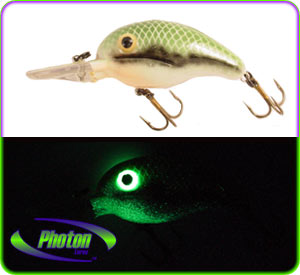 Understanding why glowing fishing lures work for Glow in the dark fishing lures