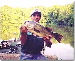 Top water baits for huge bass ohio game fishing your for Best fishing in ohio