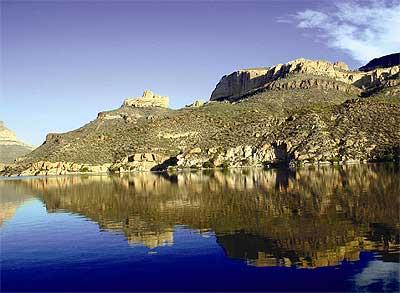 Apache lake of arizona for Apache lake fishing