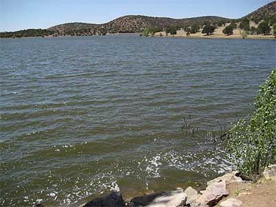 Image from for Canyon lake fishing spots