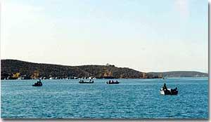 Lake skinner of california for Lake skinner fishing report