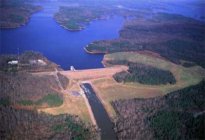 B everett jordan dam and lake of north carolina for Jordan lake nc fishing