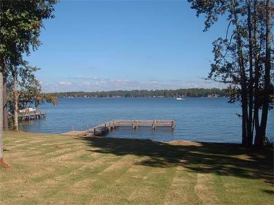Lake Greenwood Of South Carolina