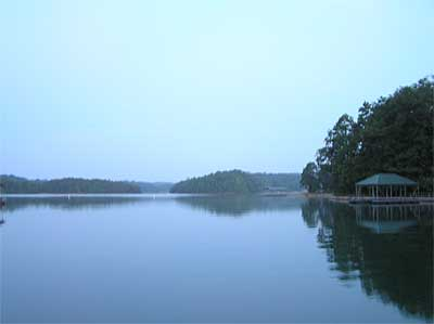 Lake keowee of south carolina for Lake keowee fishing