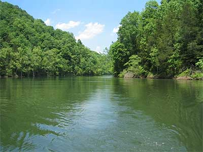 Center hill lake of tennessee for Center hill lake fishing report