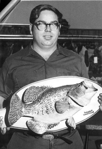 Goldeye Fish Record