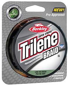 Berkley Trilene Braid – Professional Grade Line