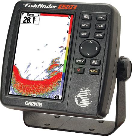 Garmin Fishfinder 320C