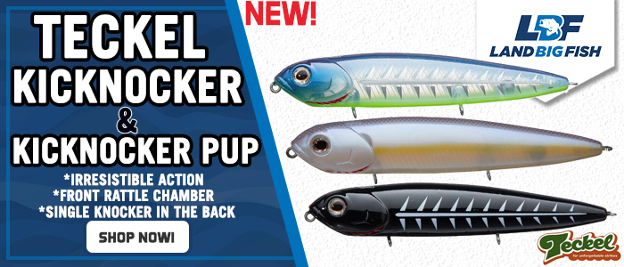 LandBigFish com Homepage - Fishing Tackle & Merchandise