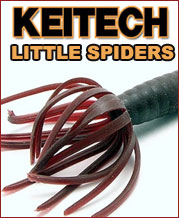 Keitech Little Spiders