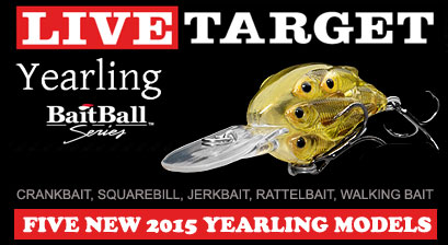 Live Target Yearling Bait Ball Series