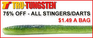 Tru-Tungsten Stingers