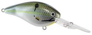 Strike King KVD 1.5 Flat Side Crankbait 611 - Reel Shad