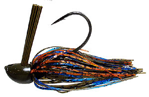D&L Tackle Advantage Series Jigs Bluegrass Craw