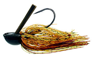 D&L Tackle Advantage Series Jigs Caintucky Craw