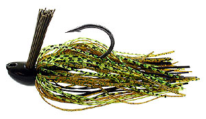 D&L Tackle Advantage Series Jigs Natural Green Craw
