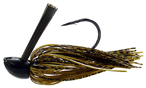 D&L Tackle Advantage Series Jigs Rootbeer