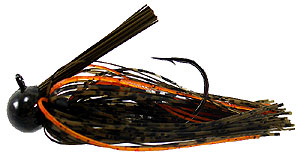 Tight Line Jigs Mussel Crawler Football Jigs 38 - Pickwick Special