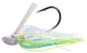 D&L Tackle Bill Lowen's Signature Series Swim Jig Foxy Shad