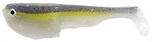 Optimum Top Of The Line Swimbaits 555 - Sexy Shad