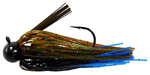 Tight Line Jigs Mussel Crawler Football Jigs 52 - Guntersville Special