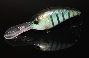 6th Sense Lures Crush 300DD Deep Diving Crankbait Baby Crappie