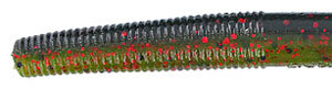 Gary Yamamoto Senko 955 - Watermelon Black Red/Light Watermelon Red Black