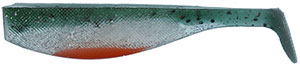 AA's Lures Shad Series Swimbait 124 Hot Belly Bass