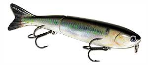 ABT Lures King Dawg 105 - Threadfin Shad