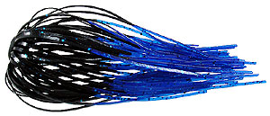 Jethro Baits The Antagonist Punch Skirt 016 - Black/Blue Fire