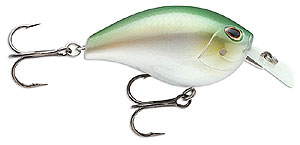 Storm Arashi Rattling Square Bill Crankbaits 685 - Blue Back Herring