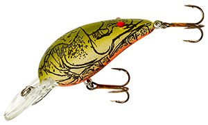 Bomber Lures Model A Series Crankbaits CFCC - Creek Craw