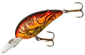 Bomber Lures Model A Series Crankbaits CFSC - Sunrise Craw