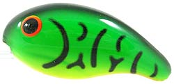 Bandit Lures Crankbaits - 200 Series A02 - Fire Tiger Crawfish