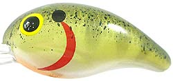 Bandit Lures Crankbaits - 100 Series B33 - Baby Bream