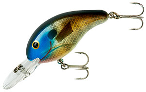 Bandit Lures Crankbaits - 300 Series  D37 - River Bream