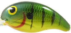 Bandit Lures Crankbaits - 100 Series RS06 - Perfect Blue Gill