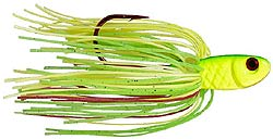 Strike King Bleeding Bait Spinnerbaits  317SG Bleeding Fire Tiger