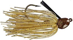 Strike King Bitsy Bug Jig 11 - Pumpkin