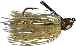Strike King Bitsy Bug Jig 13 - Green Crawfish