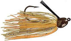 Strike King Bitsy Bug Jig 20 - Pumpkin Craw