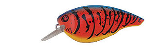 Sebile Bull Crank Series BLRC - Blue Red Craw