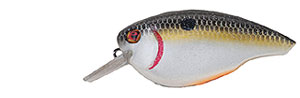 Sebile Bull Crank Series SMBS - Smokin Black Shad