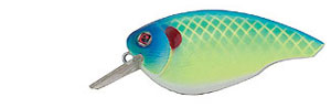 Sebile Bull Crank Series SPBL - Spotted Blue Lime