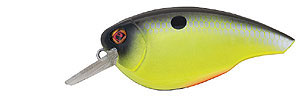 Sebile Bull Crank Series YES - Yellow Shad