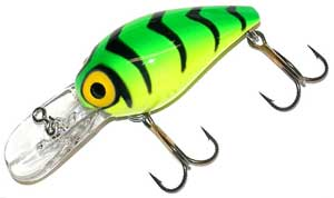 Brad 39 s killer fishing gear brad 39 s wiggler crankbaits for Brad s killer fish