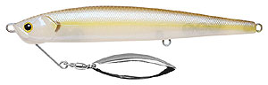 Lucky Craft Blade Cross 90 250 - Chartreuse Shad