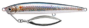 Lucky Craft Blade Cross 90 270 - MS American Shad