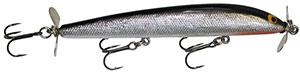 Bagley Bang-O-Lure Series BS - Black/Silver