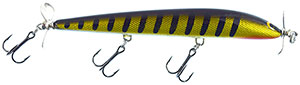 Bagley Bang-O-Lure Series SBG - Gold Black Stripe